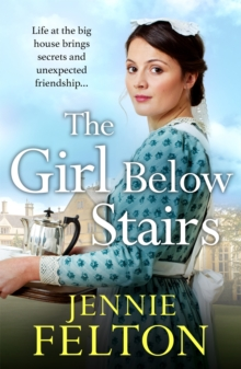 The Girl Below Stairs: The Families of Fairley Terrace Sagas 3
