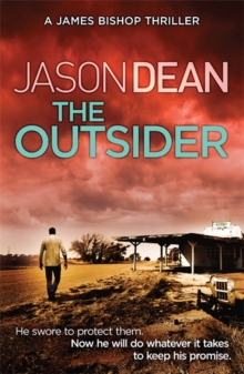 The Outsider (James Bishop 4), Paperback Book