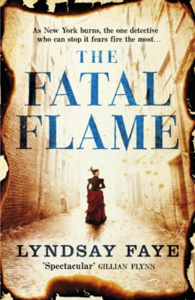 The Fatal Flame, Paperback Book