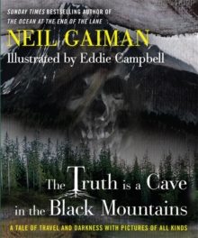 The Truth Is a Cave in the Black Mountains, Hardback Book
