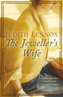 The Jeweller's Wife : A compelling tale of love, war and temptation, Hardback Book