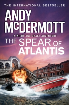 The Spear of Atlantis (Wilde/Chase 14), Paperback / softback Book