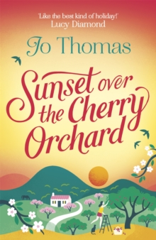 Sunset over the Cherry Orchard, Paperback Book