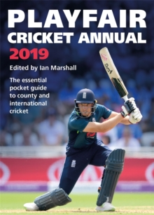 Playfair Cricket Annual 2019, Paperback / softback Book