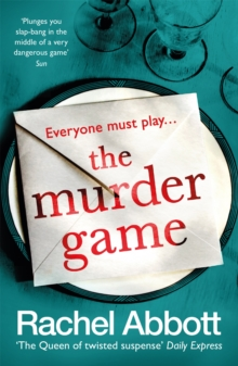 The Murder Game : A new must-read thriller from the bestselling author of 'AND SO IT BEGINS', Paperback / softback Book