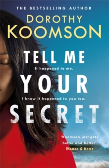 Tell Me Your Secret, Hardback Book