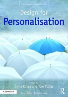 Design for Personalisation, Hardback Book