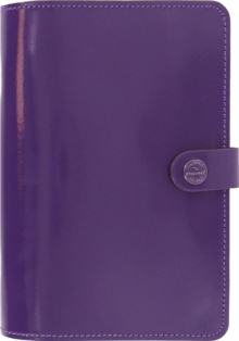 FILOFAX PERSONAL THE ORIGINAL PATENT PUR,  Book