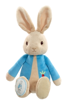 MY FIRST PETER RABBIT SOFT TOY,  Book