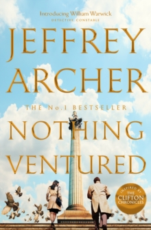 NOTHING VENTURED SIGNED, Hardback Book