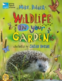 RSPB Wildlife in Your Garden, Paperback Book