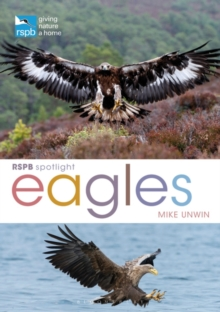 RSPB Spotlight: Eagles, Paperback Book