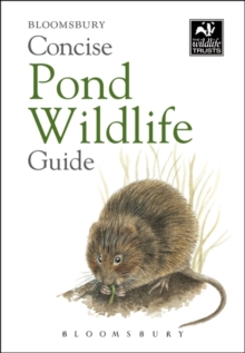 Concise Pond Wildlife Guide, Paperback Book