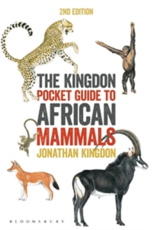 The Kingdon Pocket Guide to African Mammals, Paperback / softback Book