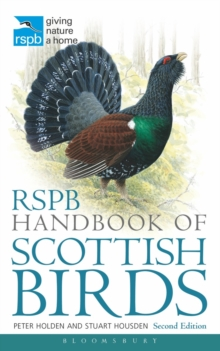 RSPB Handbook of Scottish Birds : Second Edition, Paperback Book