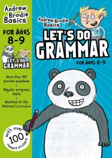 Let's do Grammar 8-9, Paperback / softback Book
