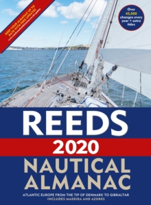Reeds Nautical Almanac 2020, Paperback / softback Book