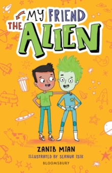 My Friend the Alien: A Bloomsbury Reader, Paperback / softback Book