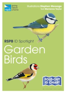 RSPB ID Spotlight - Garden Birds