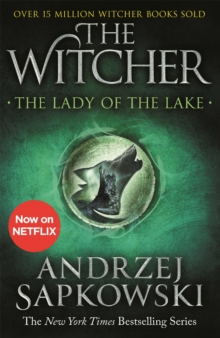 The Lady of the Lake : Witcher 5 - Now a major Netflix show, Paperback / softback Book