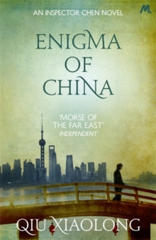Enigma of China : Inspector Chen 8, Paperback Book