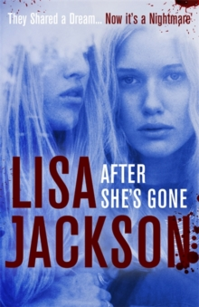 After She's Gone, Paperback Book