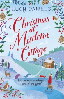 Christmas at Mistletoe Cottage : a Christmas love story set in a Yorkshire village