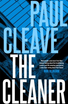 The Cleaner, Paperback / softback Book