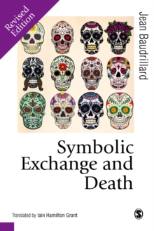 Symbolic Exchange and Death, Paperback / softback Book
