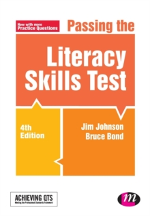 Passing the Literacy Skills Test, Paperback Book