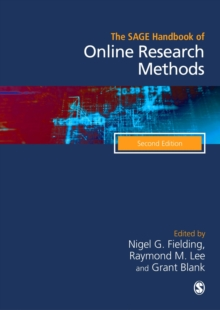 The SAGE Handbook of Online Research Methods, Hardback Book