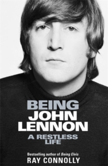 Being John Lennon, Hardback Book