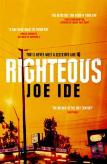 Righteous : An IQ novel, Paperback / softback Book