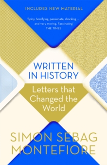 Written in History : Letters that Changed the World, Paperback / softback Book