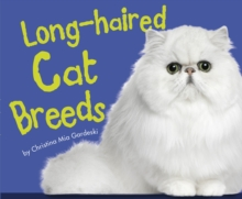 Long-Haired Cat Breeds, Hardback Book