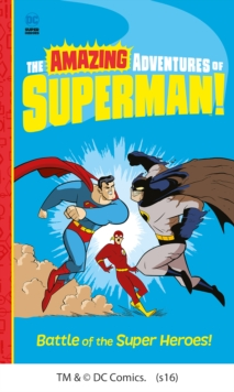 Battle of the Super Heroes!, Paperback Book