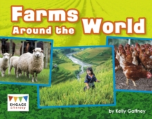Farms Around the World, Paperback / softback Book