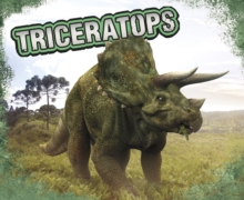 Triceratops, Paperback / softback Book