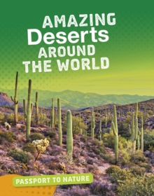 Amazing Deserts Around the World, Paperback / softback Book