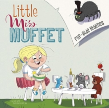 Little Miss Muffet Flip-Side Rhymes, Paperback / softback Book
