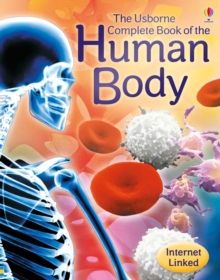 Complete Book of the Human Body, Hardback Book