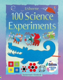 100 Science Experiments, Hardback Book