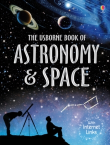 Book of Astronomy and Space, Paperback Book