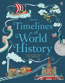 Timelines of World History, Hardback Book