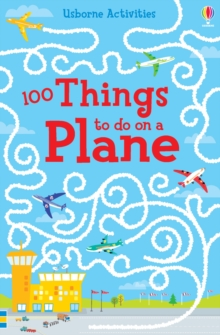 100 Things to Do on a Plane, Paperback Book
