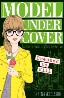 Model Under Cover: Dressed to Kill, Paperback Book