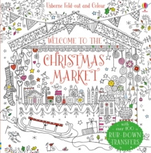 Welcome to the Christmas Market, Board book Book