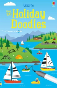Holiday Doodles, Paperback Book