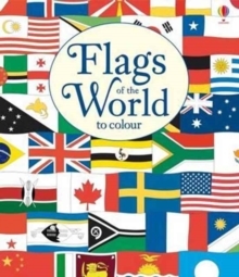 Flags to Colour, Paperback / softback Book