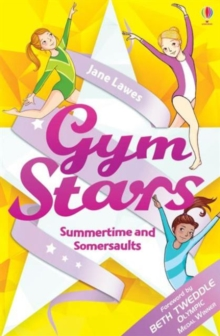 Summertime and Somersaults, Paperback Book